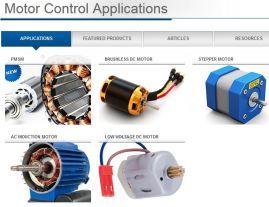 Mouser lance un site dédié aux applications de contrôle moteur