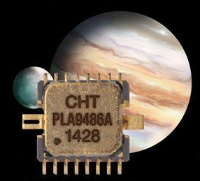 Circuit intégré contenant 4 diodes 80V haute température