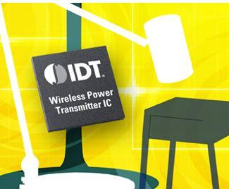 Les meubles IKEA intègrent des circuits de recharge sans fil IDT