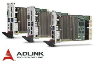 Carte processeur au format CompactPCI Serial 3U pour des transferts de données à grande vitesse