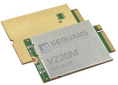 Thales choisit la technologie LTE de Sequans pour la connectivité à bord des avions