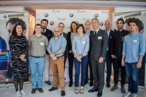 Nexyad, Oridao et Sentryo remportent le concours BMW des start-up innovantes