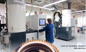 Egide lance une ligne de fabrication de composants céramiques HTCC aux Etats-Unis
