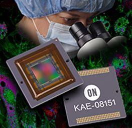 Imageurs 8 mégapixels pour applications industrielles en basse lumière