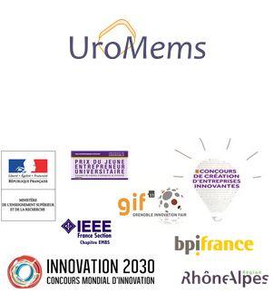 Dispositif médical implantable : UroMems lève 12 millions d'euros - VIPress.net