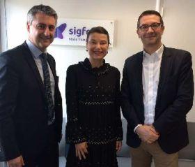 Le sous-traitant Lacroix Electronics et l'opérateur de réseau IoT Sigfox viennent d'officialiser un accord de partenariat technique et commercial sur les produits connectés et intelligents, qui vise à accélérer l'industrialisation des solutions Internet d