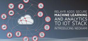 Sécurisation de l'IoT : relayr acquiert Neokami