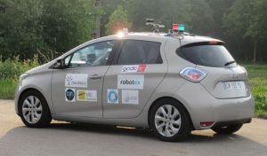 Renault, l'UTC et le CNRS créent un laboratoire de recherche commun pour le véhicule autonome