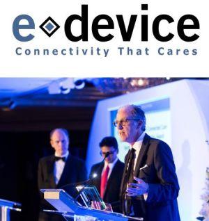 La société bordelaise eDevice remporte le Frost & Sullivan Award 2017