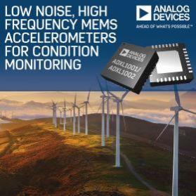 Accéléromètres MEMS | Analog Devices