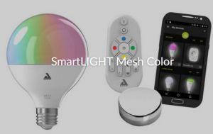 Awox remporte un contrat de 150 000 ampoules LED connectées