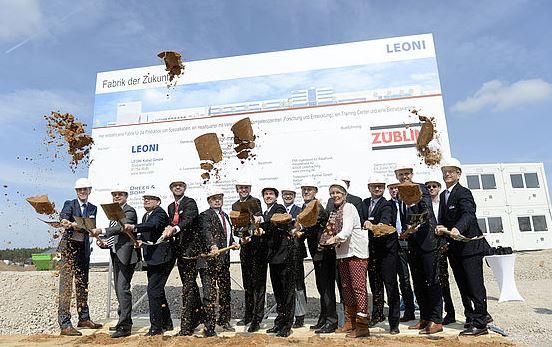 Leoni investit 90 M€ pour la production des câbles de la voiture autonome