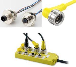 Alliance internationale autour de Molex pour une nouvelle norme de connecteurs « push-pull » M12