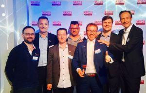 Le site de sous-traitance Bosch Mondeville élu Usine de l'année 2017