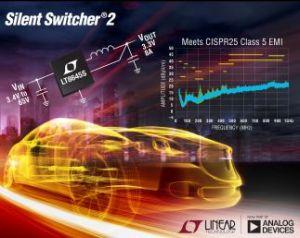 Convertisseur, abaisseur, synchrone, 65V, 8A en sortie | Linear Technology