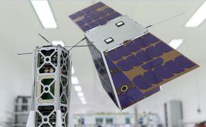 La France va développer une filière industrielle de nanosatellites
