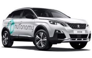 PSA teste des véhicules totalement autonomes à Singapour avec nuTonomy