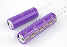 Condensateurs pour applications d'alimentation auxiliaire   Panasonic