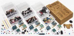 RS Components distribue le kit pédagogique Arduino pour étudiants