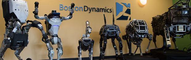 Softbank rachète les robots de Google