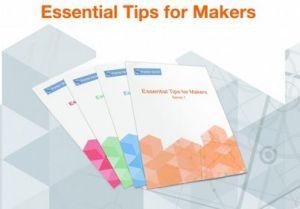 Farnell element14 publie un livre de conseils aux  « makers »