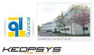 Quantel et Keopsys veulent créer un champion européen du laser