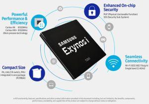 Samsung Electronics vient d'annoncer la production en série de sa première solution Exynos destinée spécifiquement à l'Internet des objets, l'Exynos i T200, qui intègre une puissance de traitement, une connectivité Wi-Fi et des fonctions de sécurité de ni