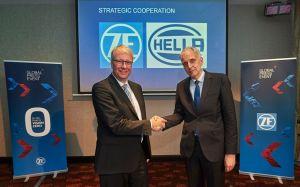 Hella et ZF nouent un partenariat dans les technologies de capteurs pour l'automobile