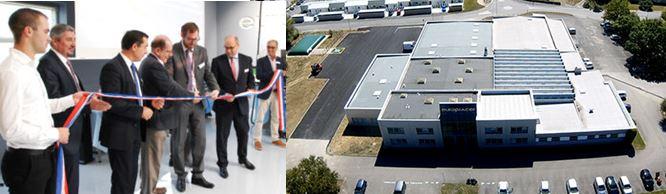 Machines CMS : Europlacer s'agrandit de 800 m2 à Rocheservière
