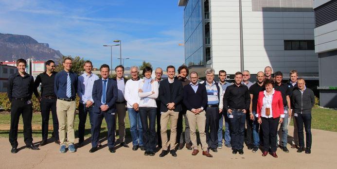 Le Leti coordonne un projet européen sur le véhicule électrique