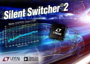 Régulateur, abaisseur, synchrone, 42V, rendement de 94% à 2MHz | Linear Technology