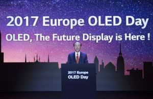 Pour LG Display, l'Europe est mûre pour les téléviseurs OLED