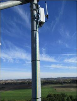 Objenious densifie son réseau LoRa avec le réseau télécoms de RTE