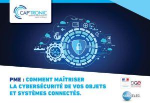Sortie du guide Cybersécurité des produits connectés à destination des PME