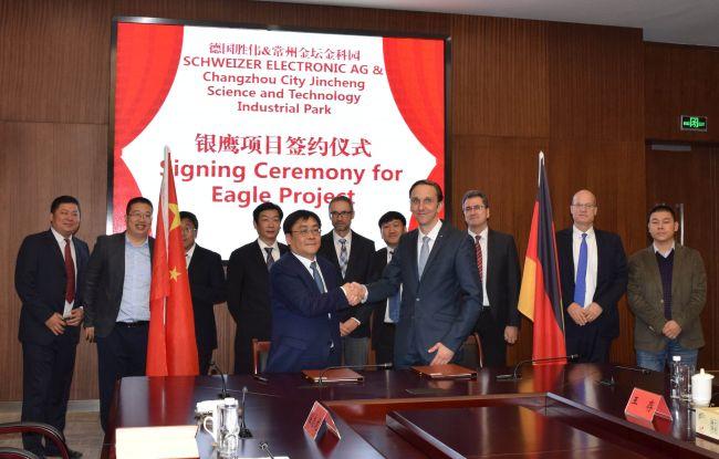 Circuits imprimés : Schweizer Electronic investit 180 M$ en Chine