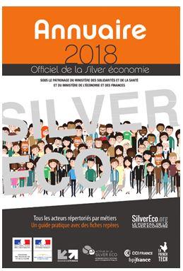 La 4e édition de l'annuaire national de la Silver économie référence 2000 structures