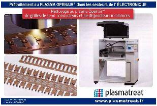 Procédé de nettoyage au plasma des grilles de semiconducteurs et cartes de circuits imprimés | Plasmatreat