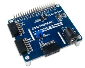 RS Components lance l'adaptateur Pmod DesignSpark pour Raspberry Pi - VIPress.net