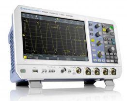 Oscilloscopes de résolution verticale 10 bits   Rohde & Schwarz
