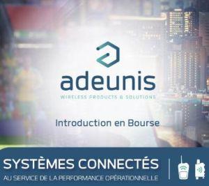 Adeunis s'allie à Thales pour une offre de services dédiée aux capteurs et solutions IoT