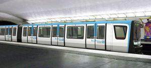 Alstom fournira 20 métros supplémentaires à la RATP