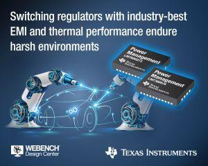 Convertisseurs synchrones à large plage de tension d'entrée   Texas Instruments