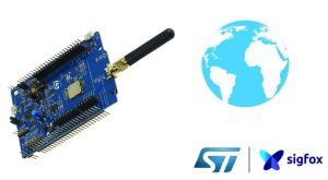 ST intègre la technologie Sigfox dans ses solutions IoT