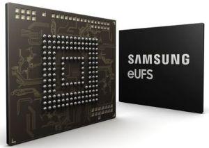 Solution mémoire 256 Go destinée à l'automobile | Samsung