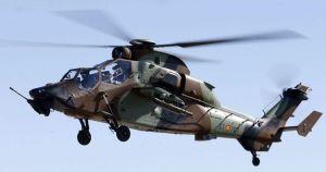 Thales va livrer 11 000 roquettes pour hélicoptères Tigre