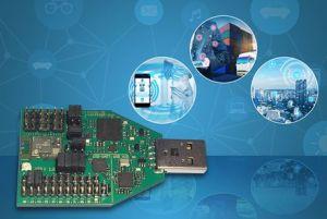 Plateforme d'évaluation et de prototypage Bluetooth 4.2 | Toshiba