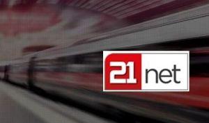 Alstom acquiert 21net, spécialiste de l'Internet embarqué