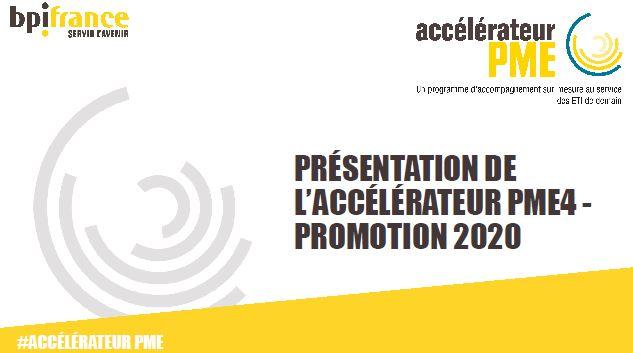 Bilan encourageant pour l'Accélérateur PME qui dévoile sa 4e promotion