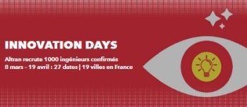 Altran va recruter 1000 ingénieurs confirmés en France en 2018