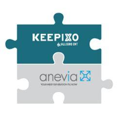 Compression vidéo : le Francilien Anevia acquiert le Grenoblois Keepixo